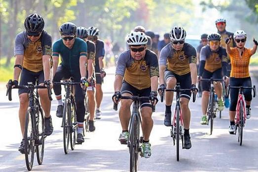 Keuntungan Olahraga Bersepeda Bersama Rombongan Comunitas