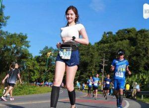 Meningkatkan Jarak Pelari Maraton Untuk Pertandingan