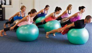 Manfaat Yang Didapatkan Dalam Olahraga Menggunakan Fitnes Ball