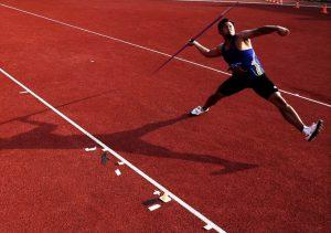 Kekuatan Yang Diperlukan Untuk Olahraga Lempar Lembing